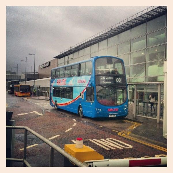 Das Foto wurde bei Edinburgh Airport (EDI) von Filippo P. am 2/1/2013 aufgenommen
