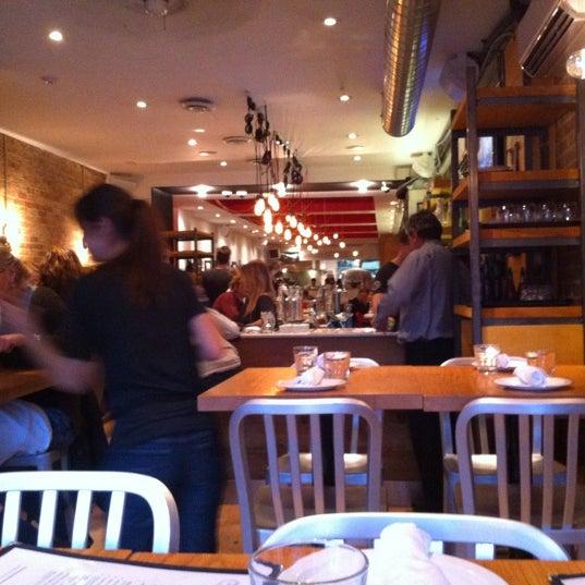 Photo prise au Pizzeria Libretto par David P. le10/27/2012