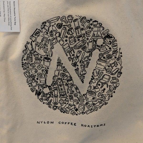 1/6/2019にCheen T.がNylon Coffee Roastersで撮った写真