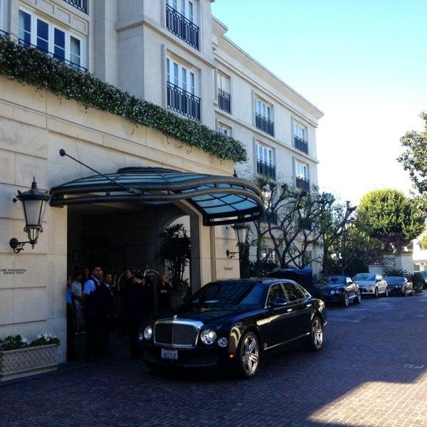 3/13/2013にChris H.がThe Peninsula Beverly Hillsで撮った写真