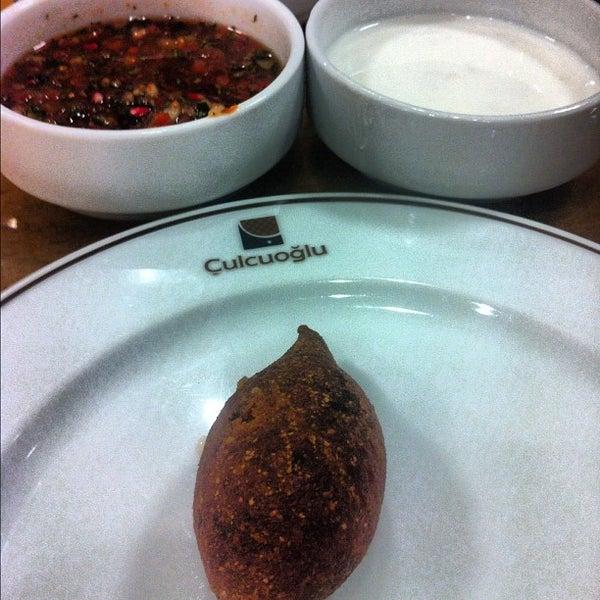 11/30/2012にÖmer Y.がÇulcuoğlu Restaurantで撮った写真