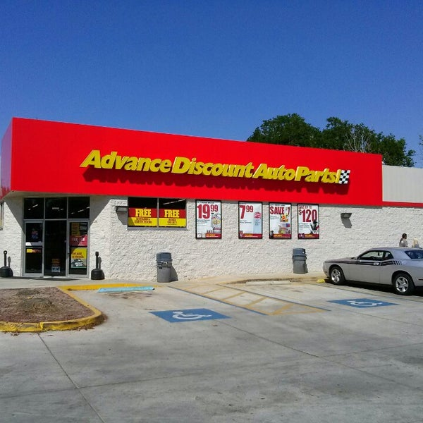 Advance Auto Parts 13795 Colonial Drive