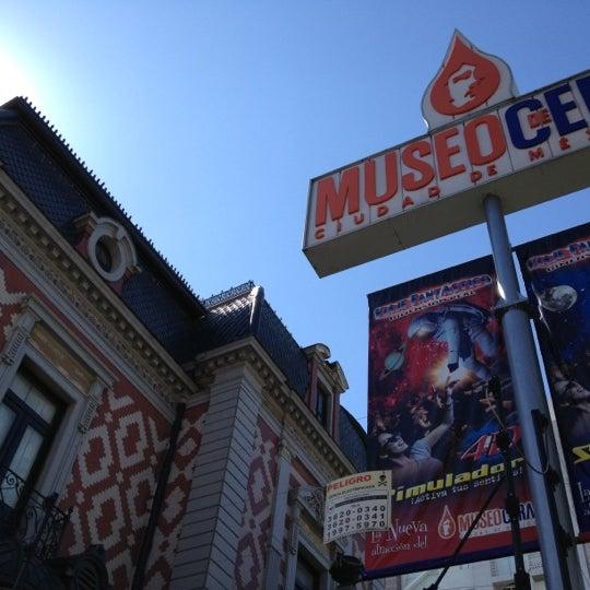 Foto scattata a Museo de Cera da Rudi T. il 11/19/2012