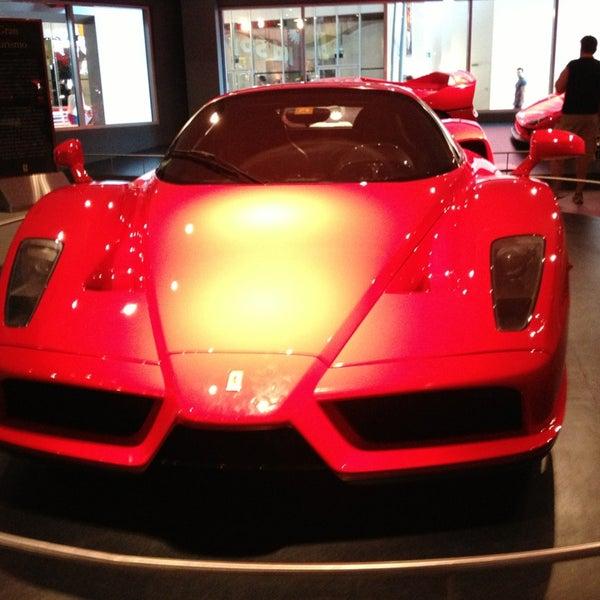 Foto tomada en Ferrari World Abu Dhabi por Philipp L. el 1/3/2013