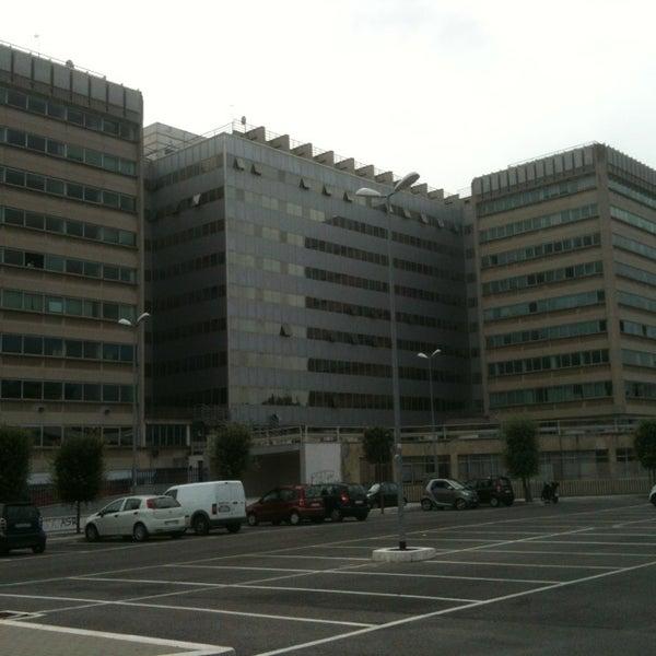 Via Ostiense 131.Prefettura Di Roma Building In Ostiense