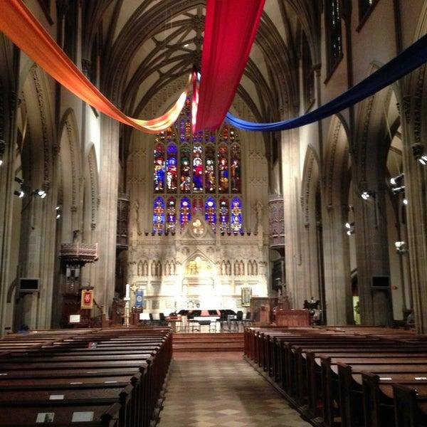 Foto scattata a Trinity Church da Kenny L. il 5/16/2013