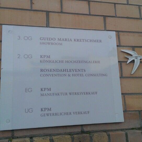 reputable site e8420 911e9 Guido Maria Kretschmer Showroom - Franklinstraße - 0 Tipps