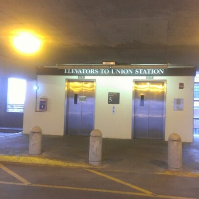 Photos at Union Station Garage - South New Haven - Union Ave