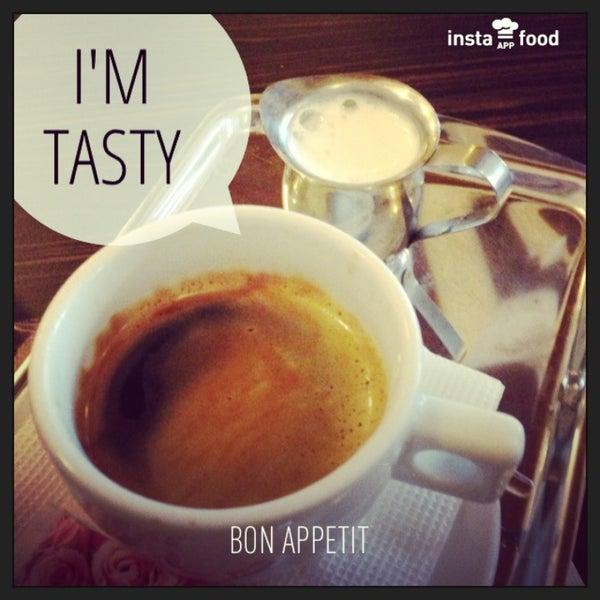รูปภาพถ่ายที่ Café Bon Apрétit โดย Это Я. เมื่อ 4/22/2013