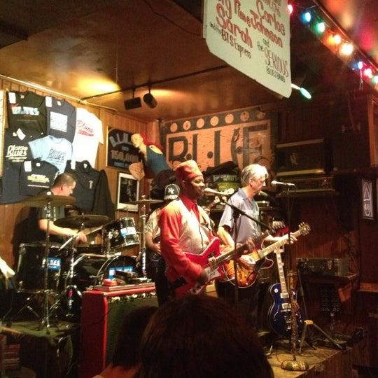 11/10/2012에 Sam H.님이 B.L.U.E.S.에서 찍은 사진