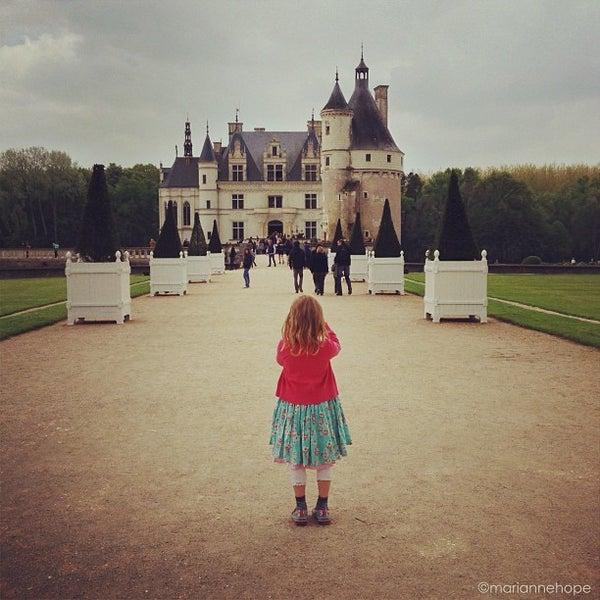 5/4/2013에 marianne h.님이 Château de Chenonceau에서 찍은 사진