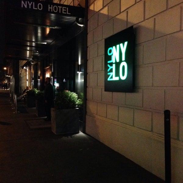11/4/2014에 Charlotte en Ville님이 NYLO New York City에서 찍은 사진