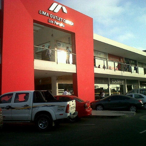 3a9dd1cb2d40 Lima Outlet Center - Shopping Center em Cercado del Callao