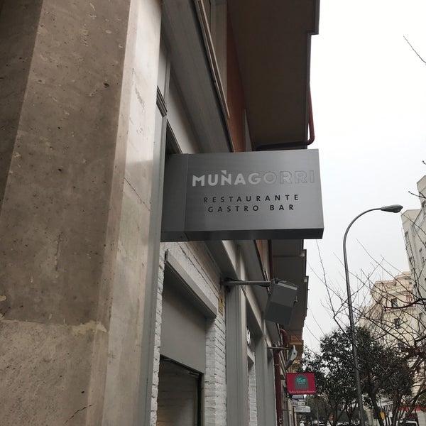 12/22/2018에 Javier O.님이 Muñagorri에서 찍은 사진