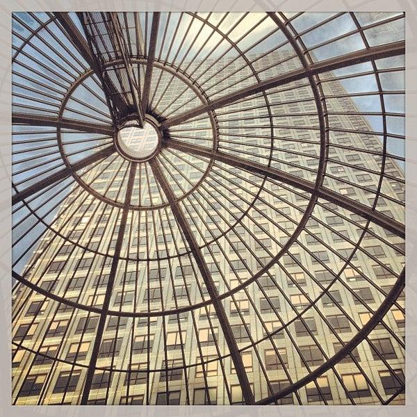 Foto scattata a Canary Wharf da Roman C. il 7/4/2013