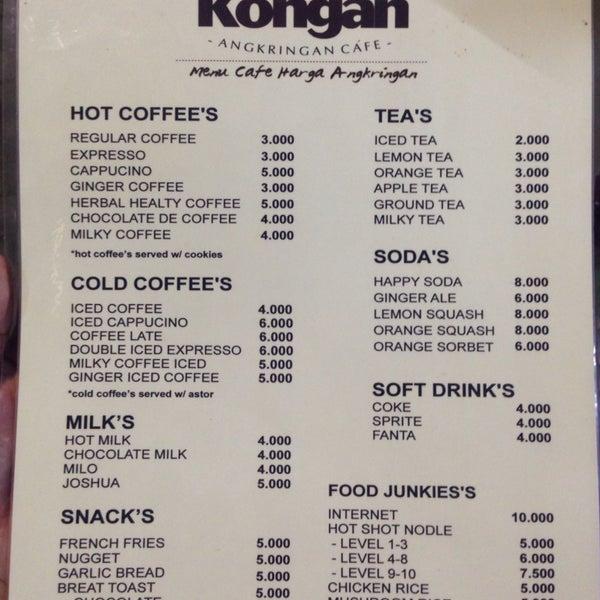 Photos At De Kongan Angkringan Cafe Cafe