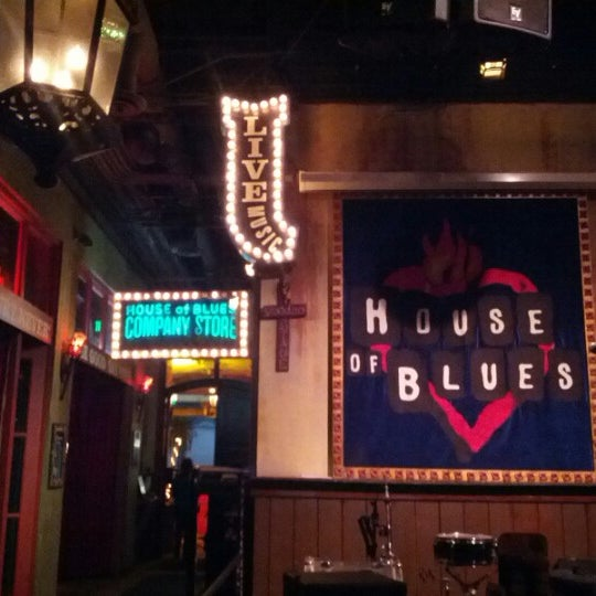 Foto tirada no(a) House of Blues San Diego por Gokhan P. em 12/29/2012