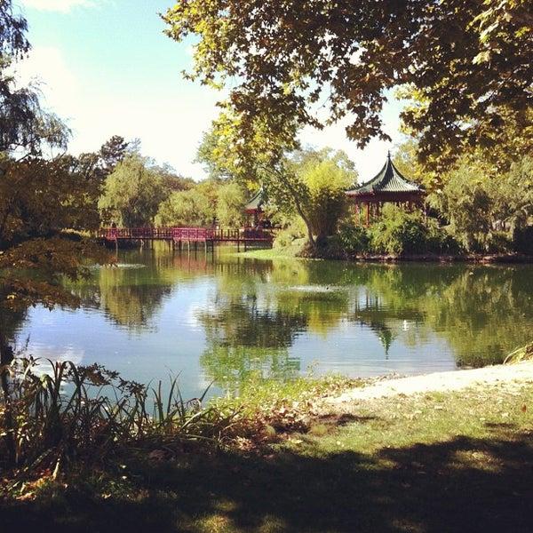 Снимок сделан в Chateau Montelena пользователем Alex B. 10/6/2012