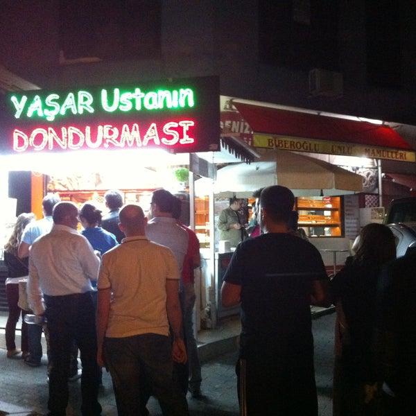 Foto tirada no(a) Dondurmacı Yaşar Usta por Erhan T. em 5/17/2013