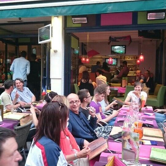 Photo prise au LC2 Café par Philippe d. le7/7/2016
