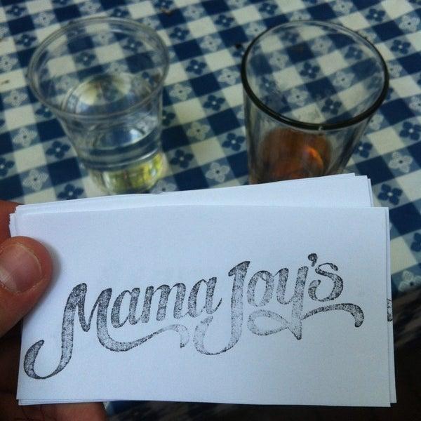 Foto tirada no(a) Mama Joy's por Sandy A. em 6/1/2013