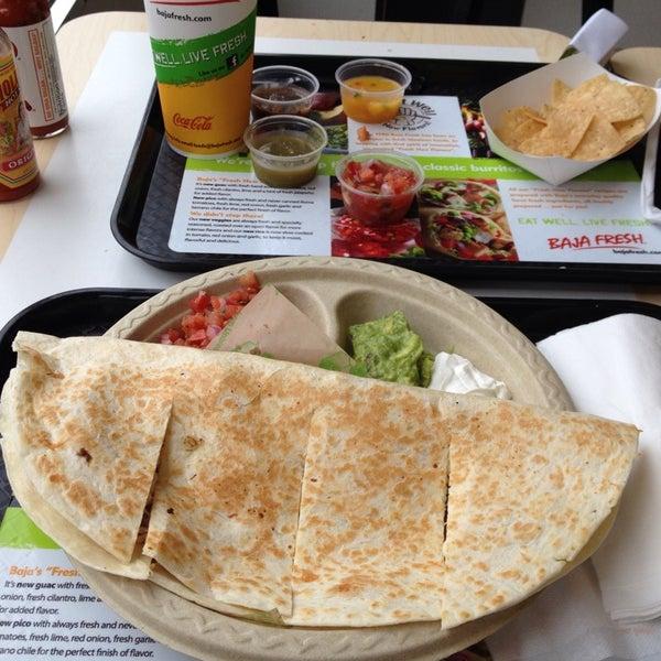 Baja Fresh Now Closed West Los Angeles 720 Wilshire Blvd