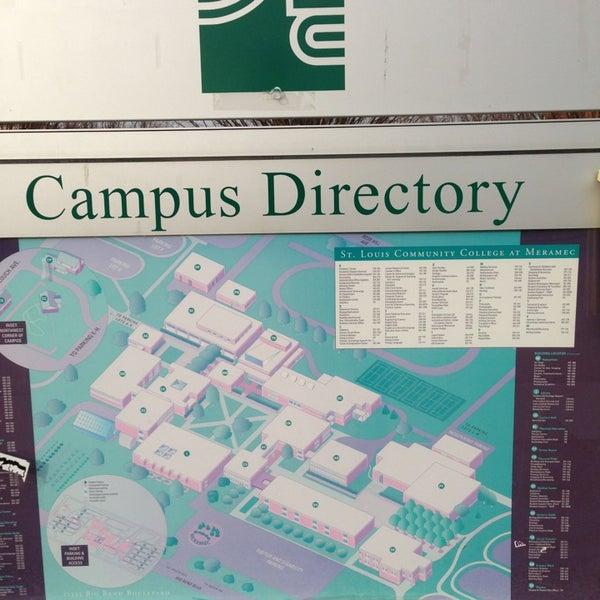 Stlcc Meramec Campus Map.Photos At St Louis Community College At Meramec Business
