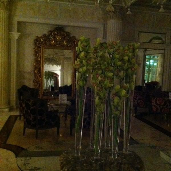 9/22/2013にValentinaがGrand Hotel Des Bainsで撮った写真