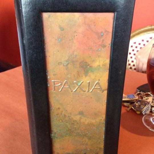 รูปภาพถ่ายที่ Paxia Alta Cocina Mexicana โดย Audrey M. เมื่อ 10/9/2012