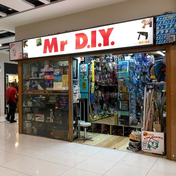 Mr D.I.Y. - Hardware Store in Singapore