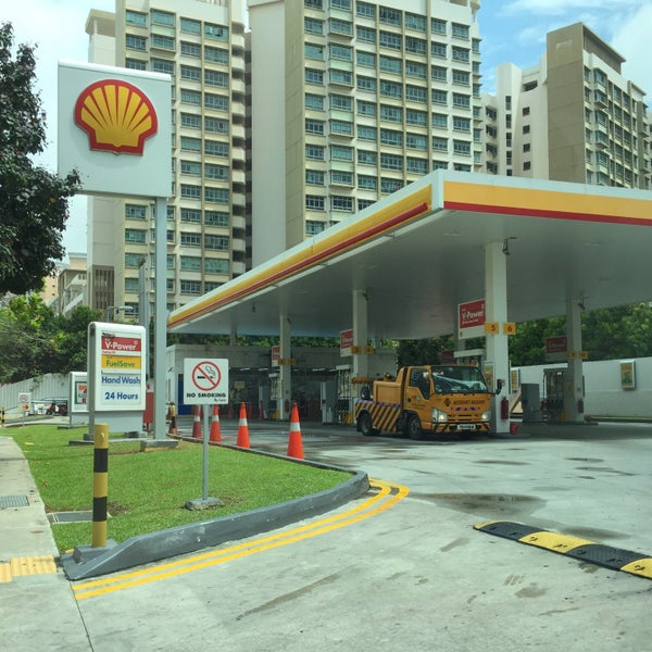 Photos at Shell Punggol - Gas Station in Singapore