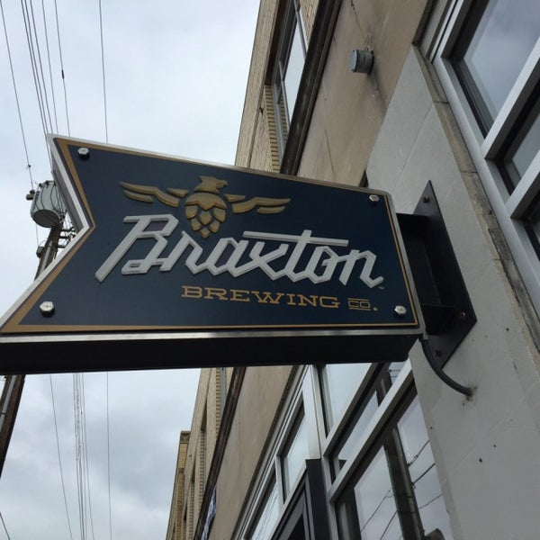 Photo prise au Braxton Brewing Company par Mark A. le3/27/2015