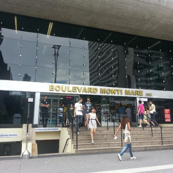 949a6df36 Boulevard Monti Mare - Avenida Paulista - São Paulo, SP
