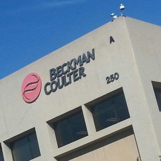 Photos at Beckman Coulter - Brea, CA