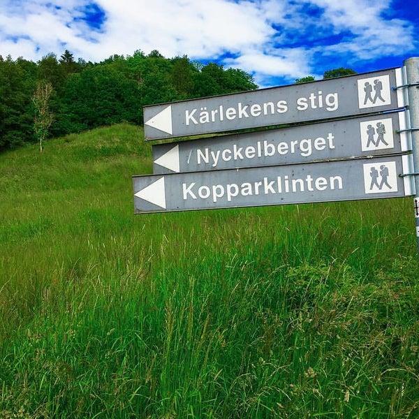 Kärlekens stig - Trail in Trollhättan