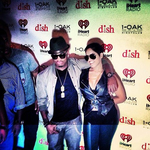 Снимок сделан в 1 OAK Nightclub пользователем Tyson N. 11/2/2012