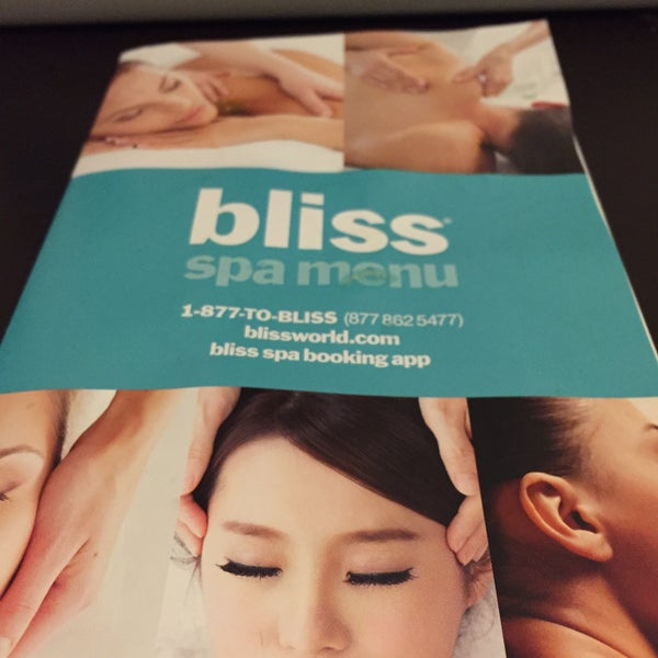 Photos at bliss spa at the W Atlanta - Midtown - Spa in Atlanta