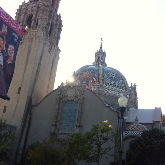 Снимок сделан в San Diego Museum of Man пользователем KLoreth C. 10/28/2012