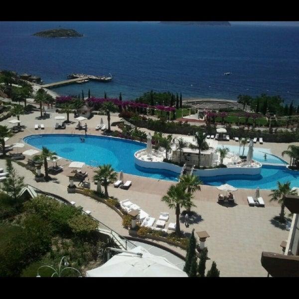 Das Foto wurde bei Sianji Wellbeing Resort von İlknur E. am 6/20/2013 aufgenommen