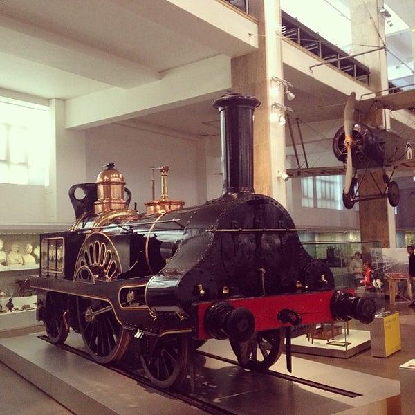 5/2/2013 tarihinde Stanny S.ziyaretçi tarafından Science Museum'de çekilen fotoğraf
