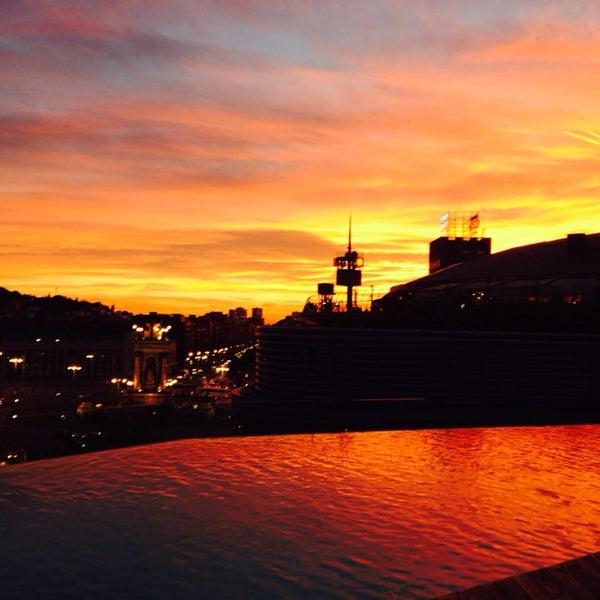 11/5/2013에 Gwen H.님이 Piscina B-Hotel에서 찍은 사진