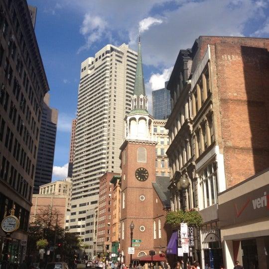 10/20/2012にFrank A.がOld South Meeting Houseで撮った写真