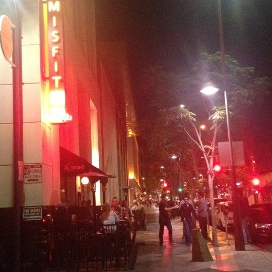10/19/2012에 K B.님이 The Misfit Restaurant + Bar에서 찍은 사진