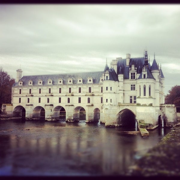 11/24/2012에 Loris G.님이 Château de Chenonceau에서 찍은 사진