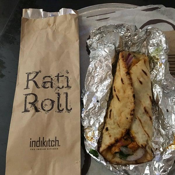 รูปภาพถ่ายที่ Deep Indian Kitchen โดย Marissa เมื่อ 8/15/2016