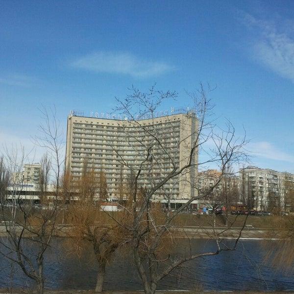 3/8/2013 tarihinde Vlad Z.ziyaretçi tarafından Готель «Славутич»  / Slavutych Hotel'de çekilen fotoğraf