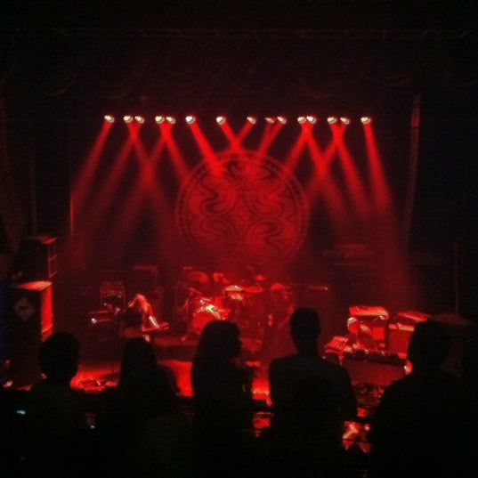 Das Foto wurde bei Georgia Theatre von Sarah M. am 10/18/2012 aufgenommen