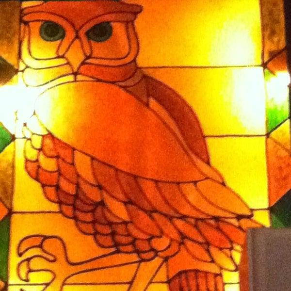 Снимок сделан в The Owl Bar пользователем Peter H. 4/26/2013