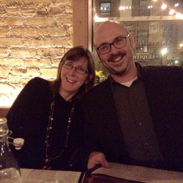 Снимок сделан в Braise Restaurant & Culinary School пользователем Jon C. 11/30/2014