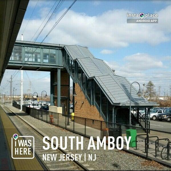 NJT - South Amboy Station (NJCL) - 139 S Broadway St
